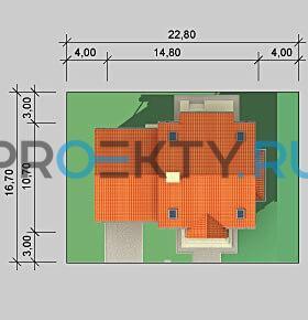 Ситуационный план проекта LK&55
