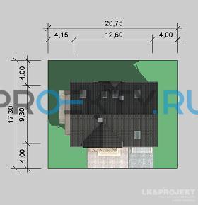 Ситуационный план проекта LK&650