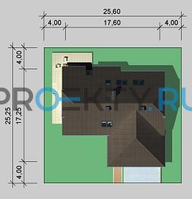 Ситуационный план проекта LK&743