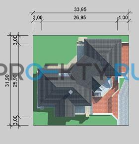 Ситуационный план проекта LK&713