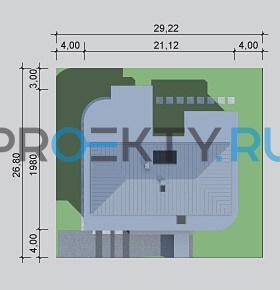 Ситуационный план проекта LK&855