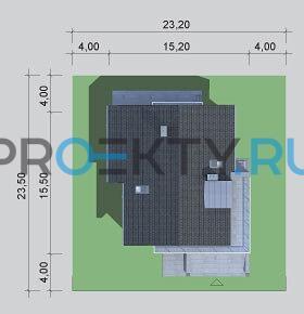 Ситуационный план проекта LK&895