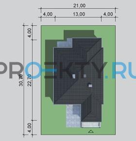 Ситуационный план проекта LK&877