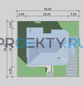 Ситуационный план проекта LK&907