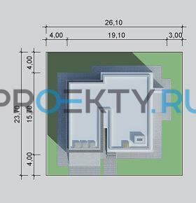 Ситуационный план проекта LK&933