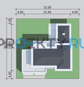 Ситуационный план проекта LK&1041