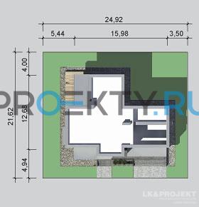 Ситуационный план проекта LK&935