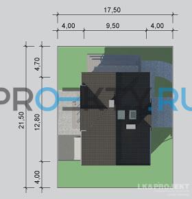 Ситуационный план проекта LK&1098