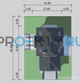 Ситуационный план проекта LK&1107