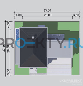 Ситуационный план проекта LK&1121