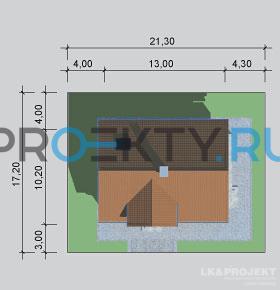 Ситуационный план проекта LK&1122