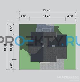 Ситуационный план проекта LK&1130
