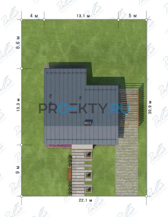 Ситуационный план проекта X15