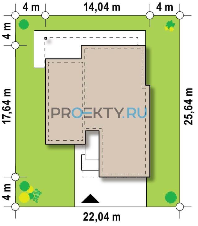 Ситуационный план проекта Z271