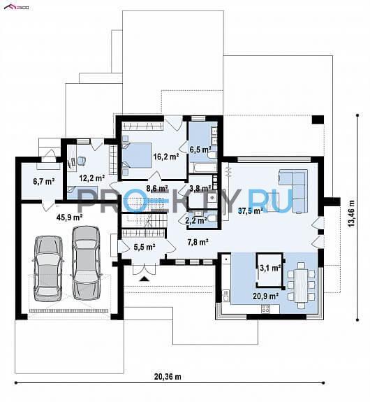 План проекта Z404 - 1
