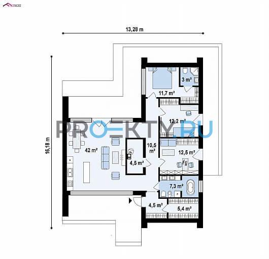 План проекта Zx201 - 1