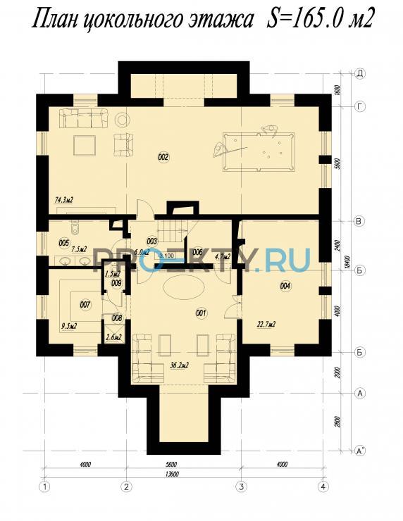 План проекта Тучково - 1