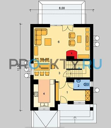 План проекта LK&472 - 1