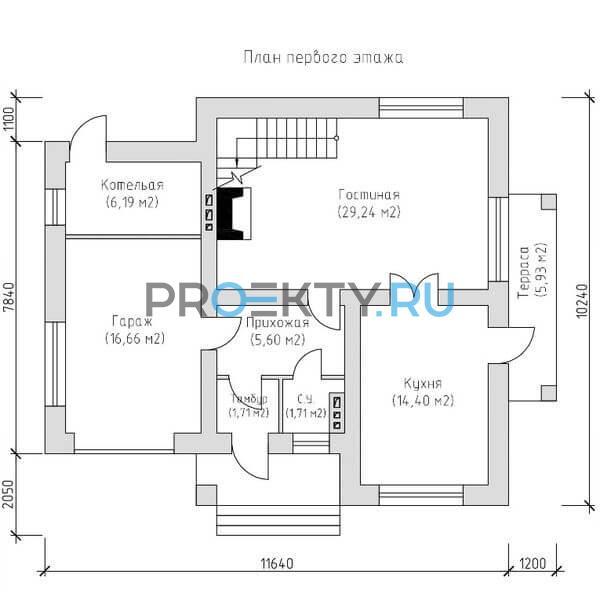 План проекта Лавальд 2 - 1