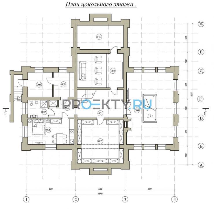 План проекта Ирина - 1