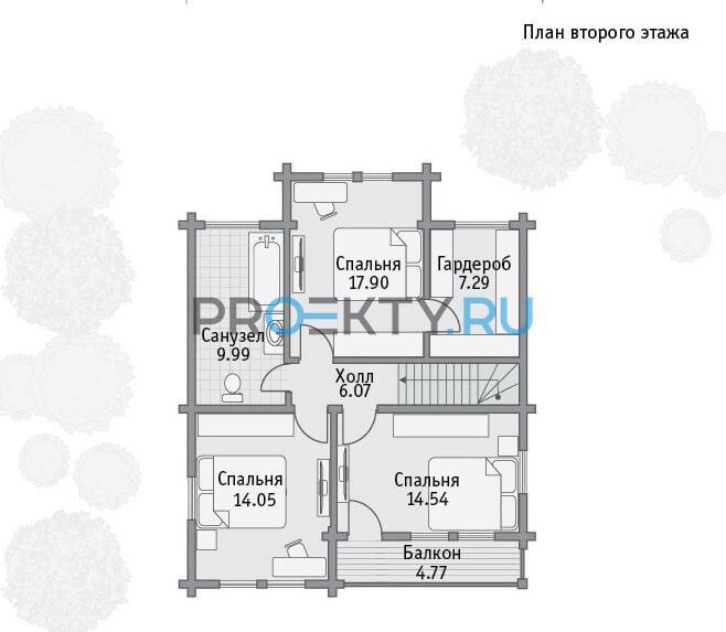 План проекта Б 124 - 2