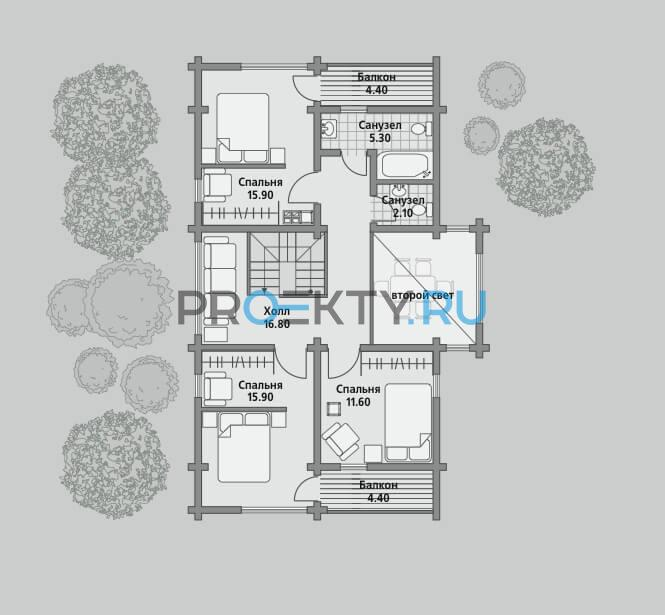 План проекта Б 153 - 2
