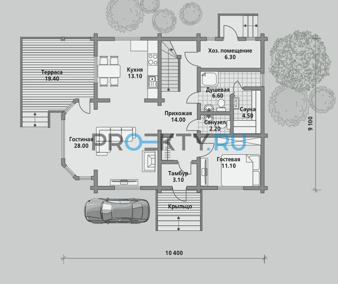 План проекта Б 182 - 1