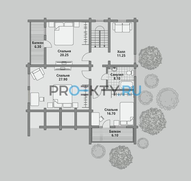 План проекта Б 195 - 2