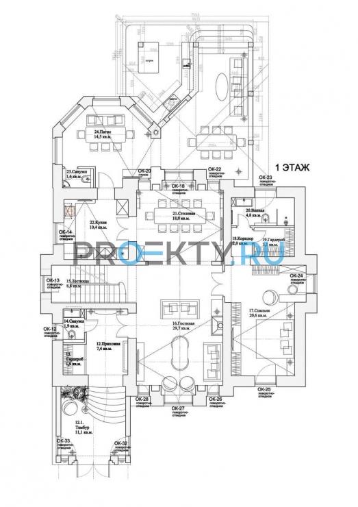План проекта Мыс - 1