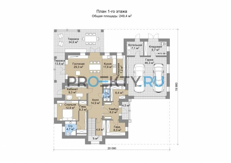 План проекта Гран - 1