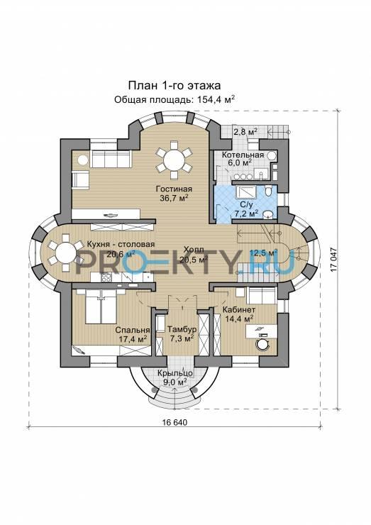 План проекта Валери М - 1