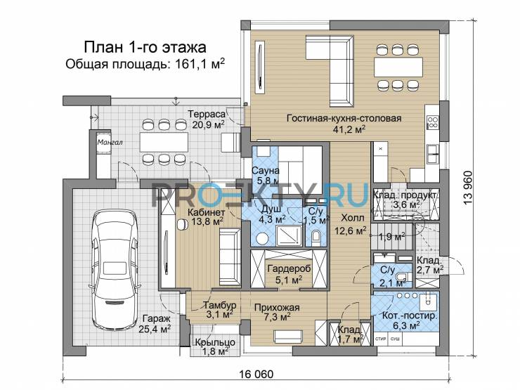 План проекта Торн - 1