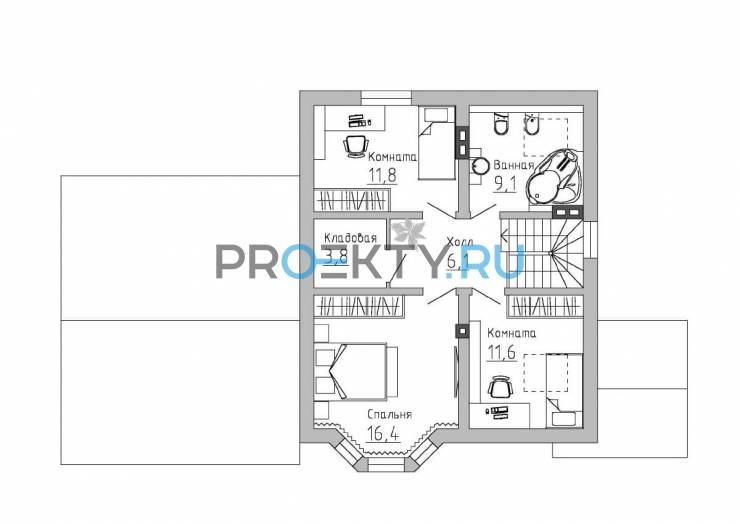 План проекта Баварский дом - 2