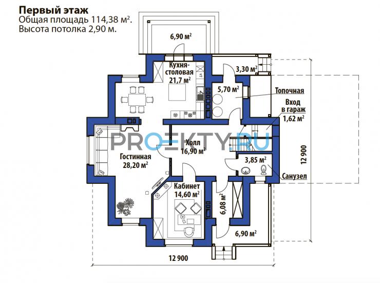 План проекта Монтаре - 1