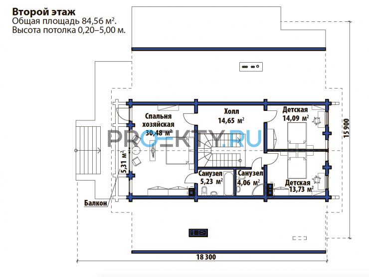План проекта Шербрук 2 - 2