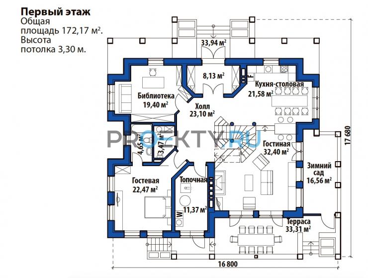 План проекта Балтия - 1