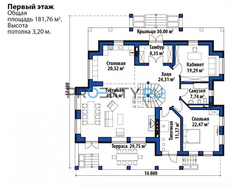 План проекта Балтия 2 - 1