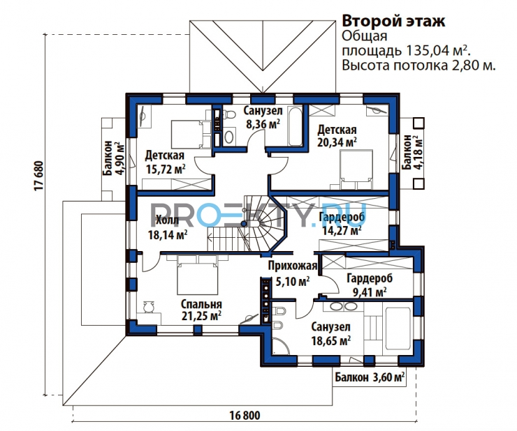 План проекта Балтия 2 - 2