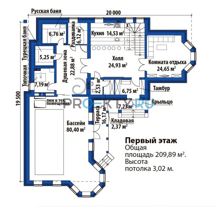План проекта Револи - 2