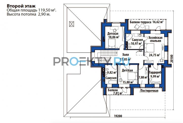 План проекта Пралине - 2
