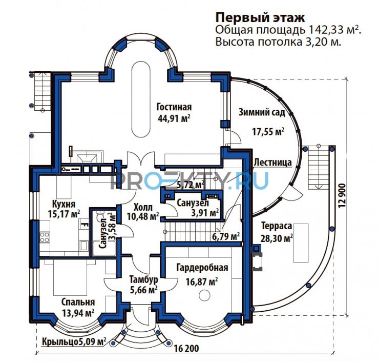 План проекта Меркурий 2 - 2