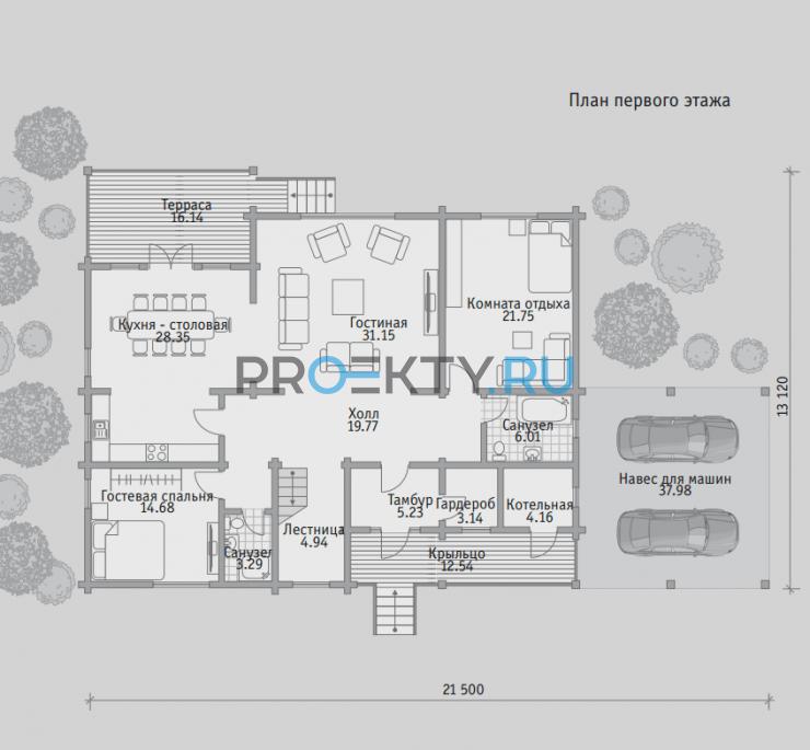 План проекта Б 249 - 1