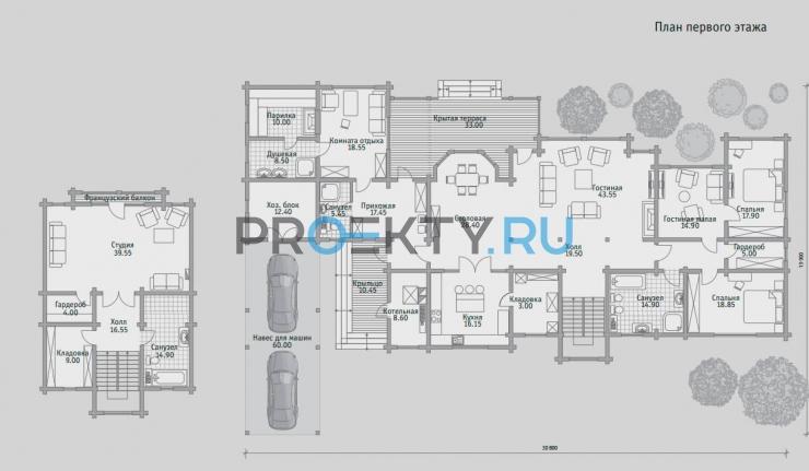 План проекта Б 564 - 1