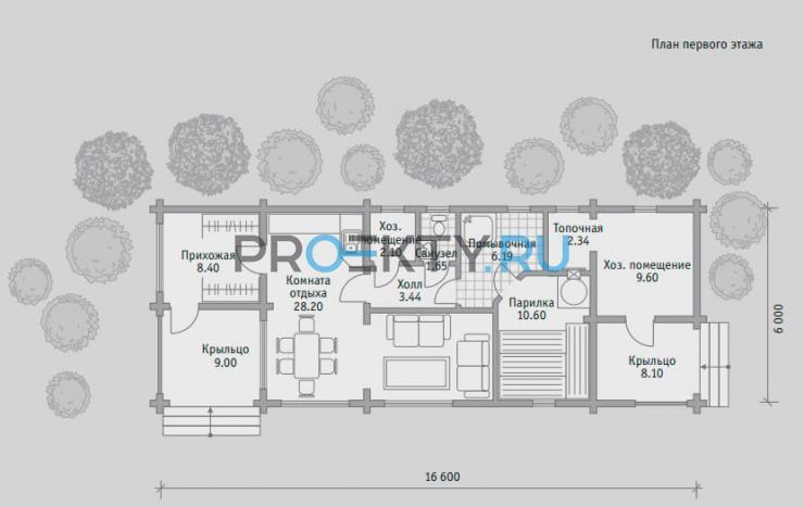 План проекта Баня БН 81 - 1