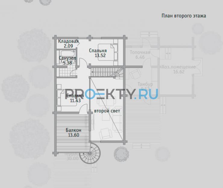 План проекта Баня БН 141 - 2