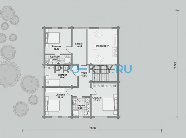 План проекта Б 215 - 2