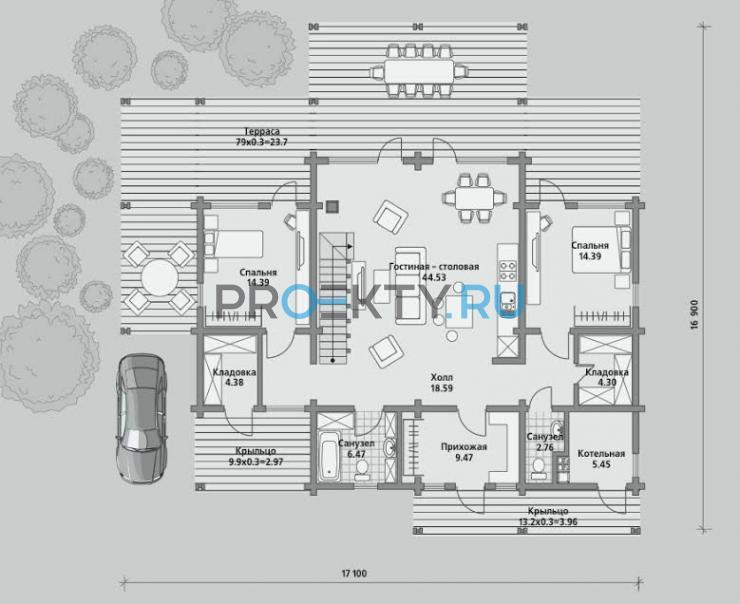План проекта Б 217 - 1