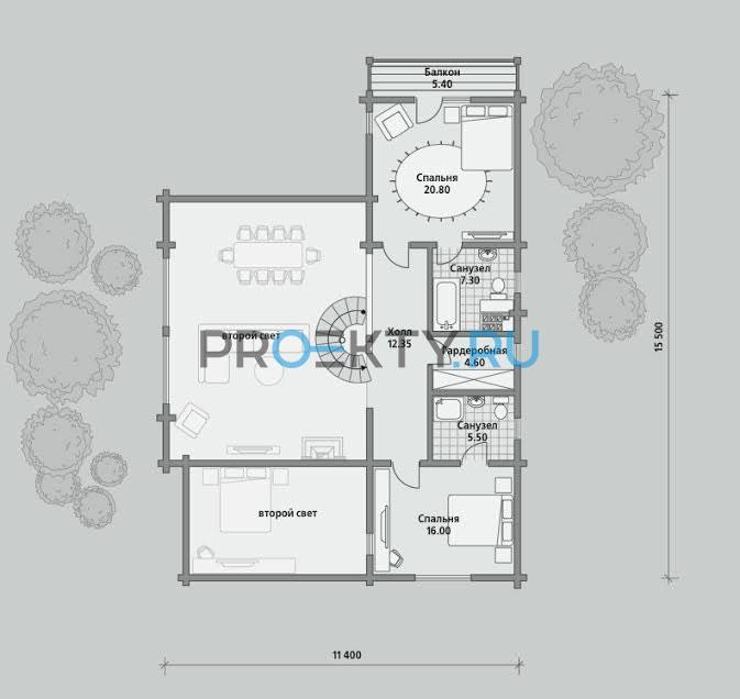 План проекта Б 222 - 2
