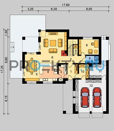 План проекта LK&743 - 1