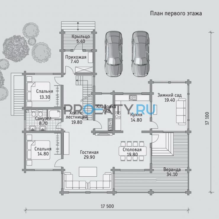 План проекта Б 245 - 1